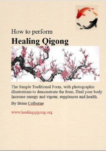 Healing Qigong Book Cover